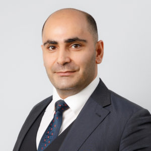 Карапетян Тарон Гагикович